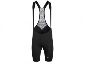 Spodenki Assos MILLE GT Bib Shorts blackSeries