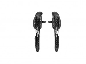 Klamkomanetki Campagnolo Ergopower Chorus Ultra Shift 11s - Black option
