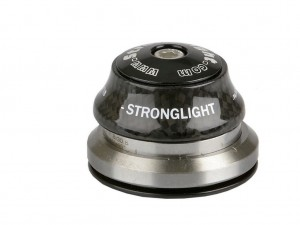 "Stery Stronglight Light'In Carbon 1""1/8 - 1""1/8"